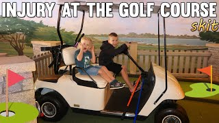 Trouble at the Kid Golf Course