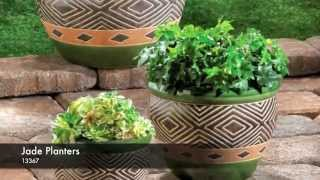 Planter Sets - Garden And Patio Decor