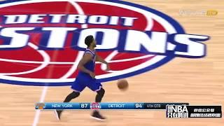 |庫里湯普森都被晃暈! NBA實戰crossover精彩合集|