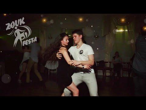 Festa Party. Ivan Bubnov And Julia Ivanova. Zouk Improvisation. (Disrespect)
