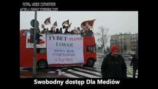 Losar - Tibetan New Year 2139 in Mourns, Poland.avi