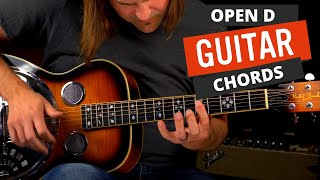 Do You Know These Chords (OPEN D TUNING)?
