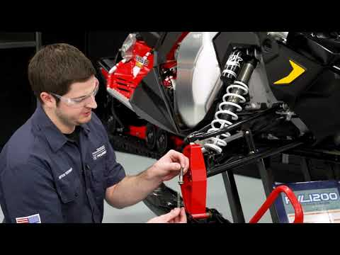 Polaris Fox Front Shock Installation Instructions - Polaris Snowmobiles