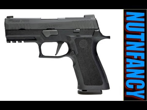 Why Don't I Like this Gun More? Sig P320 X Carry