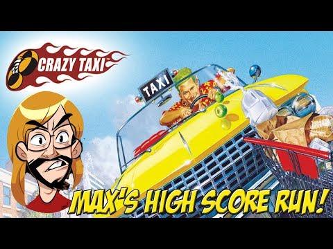 Dreamcast: Crazy Taxi! Max's High Score Run! - YoVideogames