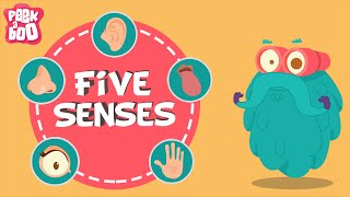 The Five Senses | The Dr. Binocs Show | Learn Series For Kids