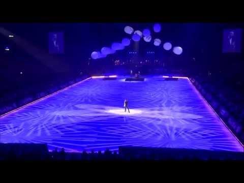Art on Ice 2014 - Aljona Savchenko & Robin Szolkowy with Hurts (Stay)