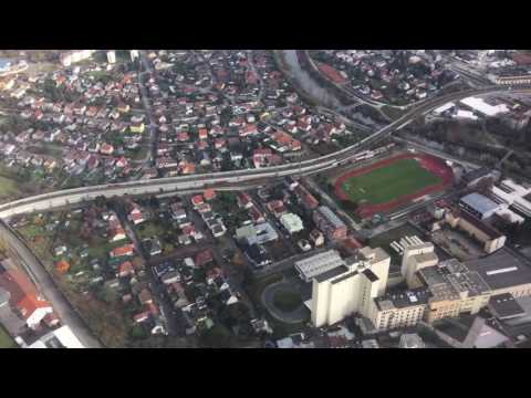 Vienna a view from the sky - Nov 2016