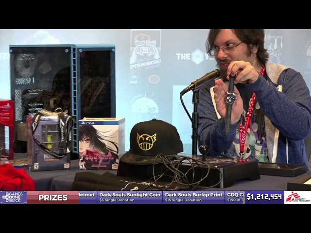Dark Souls 3 by ThorW in 1:27:47 - SGDQ2017 - Part 131