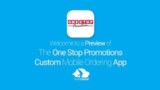 One Stop Promotions - Mobile App Preview - ONE357W