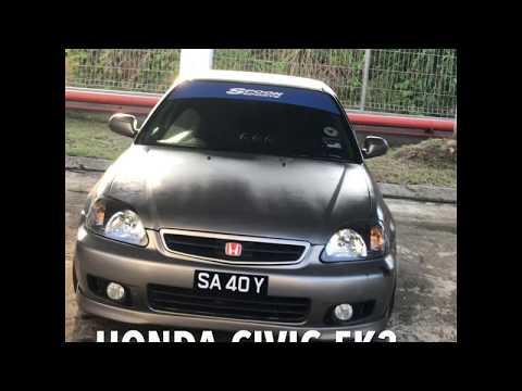 My Project Car Honda Civic EK3 Limited Edition