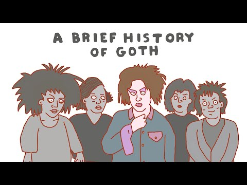 A Brief History of Goth