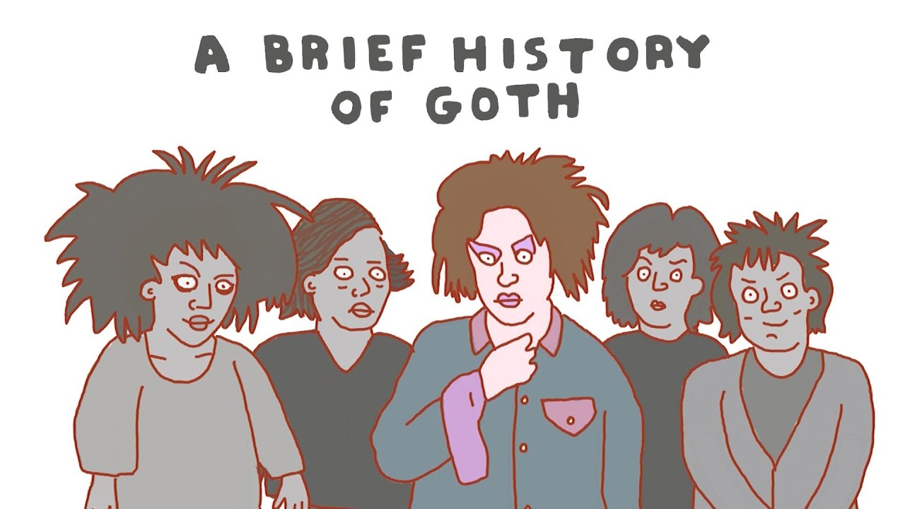 Download A Brief History of Goth