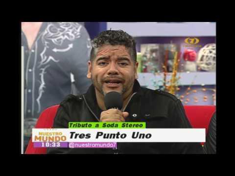 Tributo a Soda Stereo en Guatemala