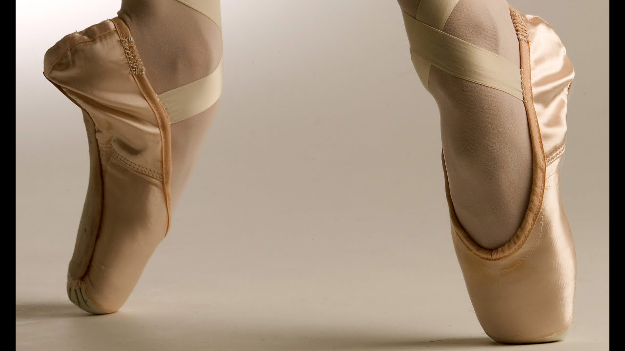 how ballet pointe shoes are made youtube