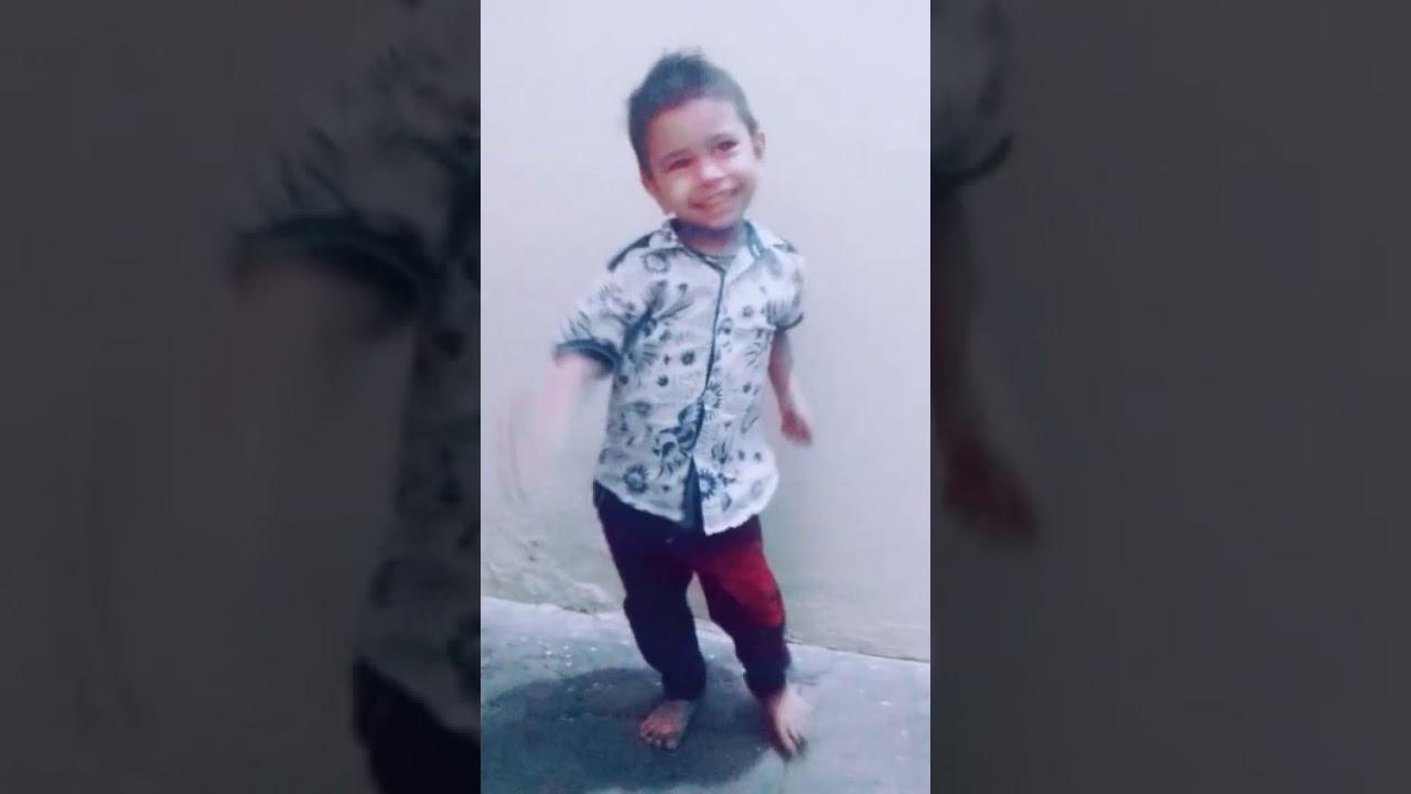 Shamveer Tik tok viral this video cute baby dance - YouTube