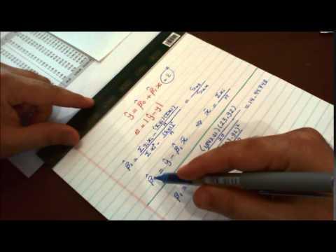 Chapter 11 - Simple Linear Regression
