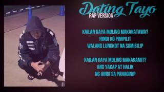Onyokski - Dating Tayo (Rap Version)