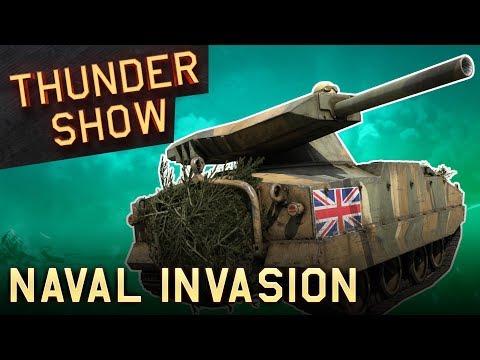 Thunder Show: Naval Invasion
