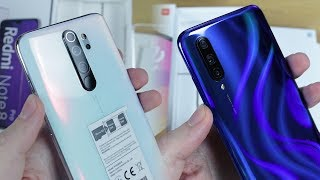 Redmi Note 8 Pro vs Xiaomi Mi 9 Lite - Which One to Buy? [Eng Subs]