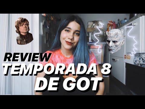 REVIEW: ÚLTIMA TEMPORADA DE GOT | HERREJÓN