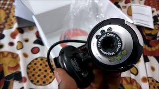 BEST BUDGET webcam for pc/laptop (HINDI) ✓