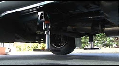 Titian Brakes Big Foot levelling system