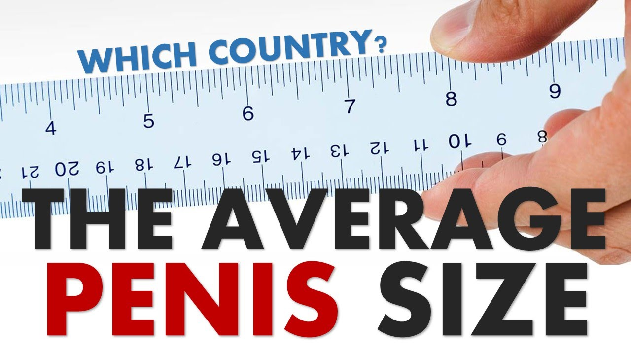 big is size penis whats