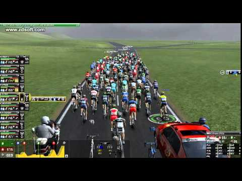 Pro Cycling Manager Gameplay (PC)