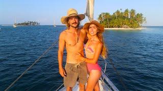 Sailing a Mirage - San Blas (Sailing La Vagabonde) Ep. 33