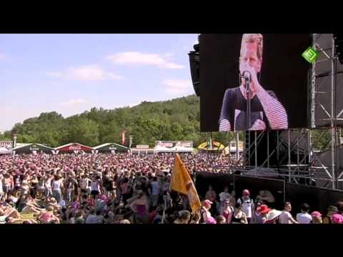 Racoon - Love you more (live @ PinkPop 2012)