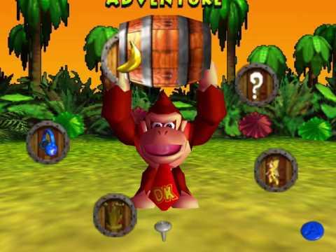 [TAS] N64 Donkey Kong 64 by RingRush in 27:37.6