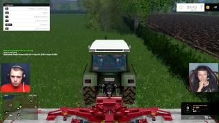 Zagrajmy w Farming Simulator 2015 na multiplayer SEZON II #10 Biedaki :D + KAMERKI !!!