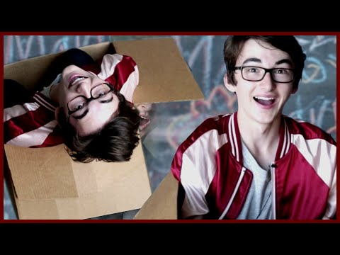 BOXTROLLS  Isaac Hempstead Wright talks Game Of Thrones ...in a box!