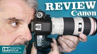 Full Review of Canon EF 70-200mm f 4L USM Lens I Unboxing