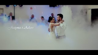 Justyna  &  Adam -  The best weedding Dance. Calum Scott, Leona Lewis - You are the reason Video