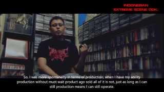 "Film Dokumenter ""EKSTRIM INDIE LABEL JAKARTA."""