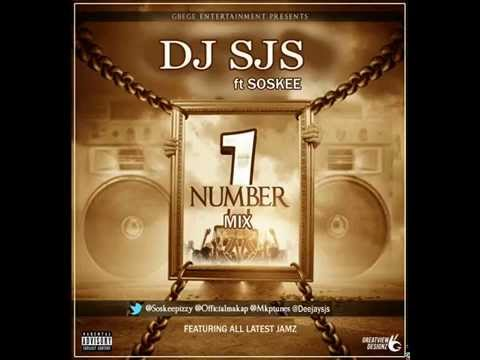 DJ SJS Da Superman - Number 1 Mix ft Soskee