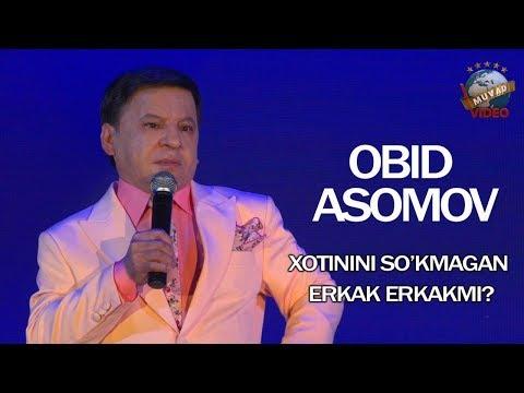 Obid Asomov -