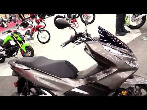 2019 Honda PCX 150 Review
