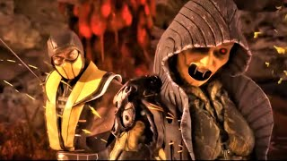 MORTAL KOMBAT 11 ALL DEATHS SCENES