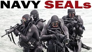 U.S. Navy SEALs | Men With Green Faces | US Navy