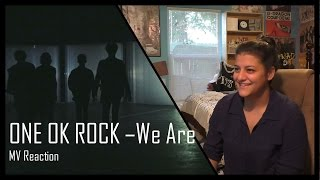 ONE OK ROCK We are Japanese Ver. MV Reaction