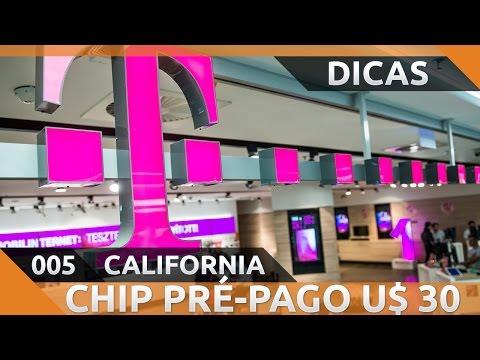 [DICA] Chip pré-pago de US$ 30 dólares - Internet barata durante a viagem ao exterior