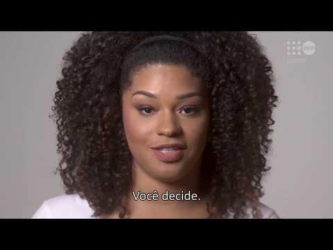Juliana Alves apoia a campanha Ela Decide