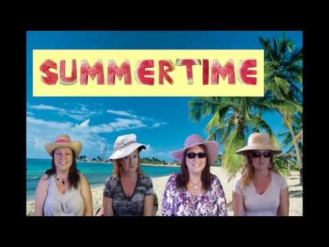 Summertime Summertime (The Jamies) -  KerHarmony & Julie Gaulke