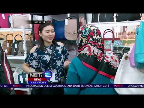 Aneka Tas Mewah 'Second Ori' Ramaikan Posh Market Bazaar - NET12