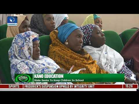 Kano State Seeks To Keep Children In School