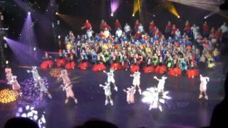 Юбилейный концерт Todes. Студийцы и танец 'Детство'