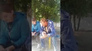 Прикол Коля батон
